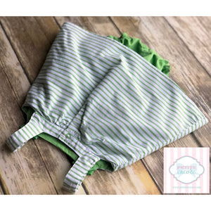 Gymboree one piece 0-3m