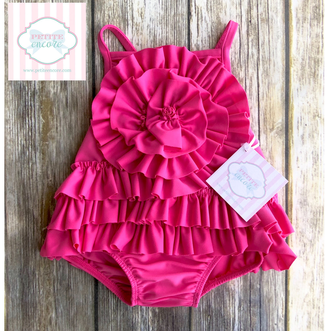 One piece swimsuit by Mud Pie Baby 9-12m