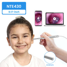 Load image into Gallery viewer, NTE390/430 USB Digital Otoscope