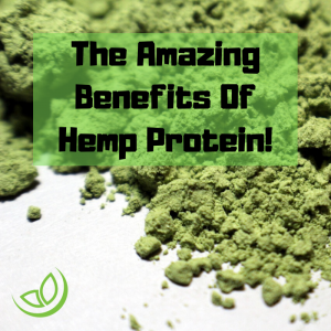 hemp protein for health