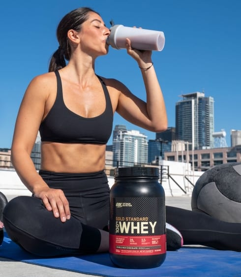 gold whey protein