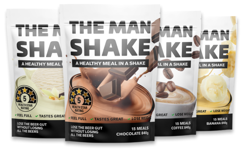 the man shake review awesome
