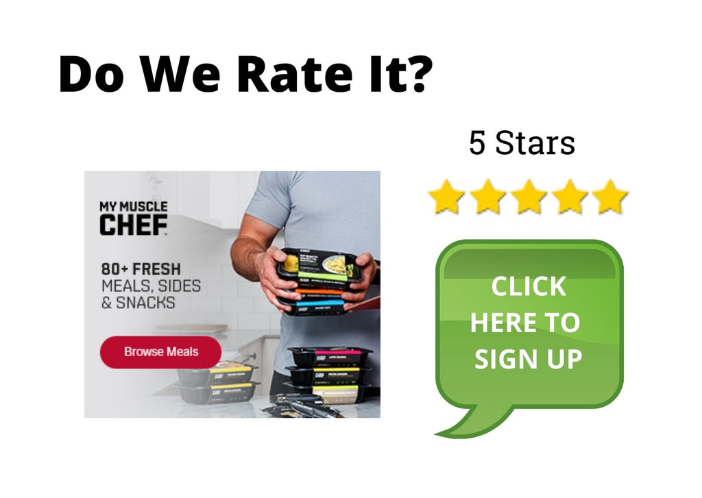 our my muscle chef rating