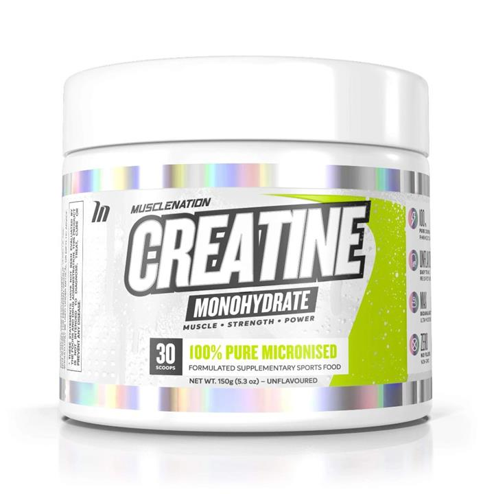 Muscle Nation Creatine Supplement 30 Serves At Elite Supps
