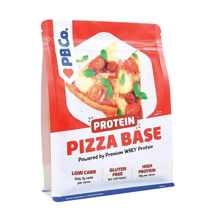PBCO High Protein Pizza Base 320g At Elite Supps