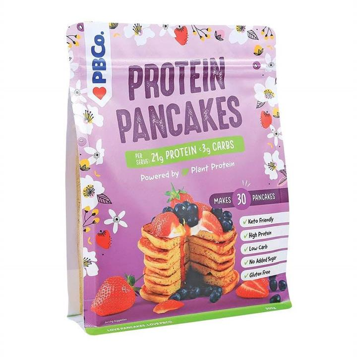 PBCO Vegan Protein Pancake Mix 300g At Elite Supps