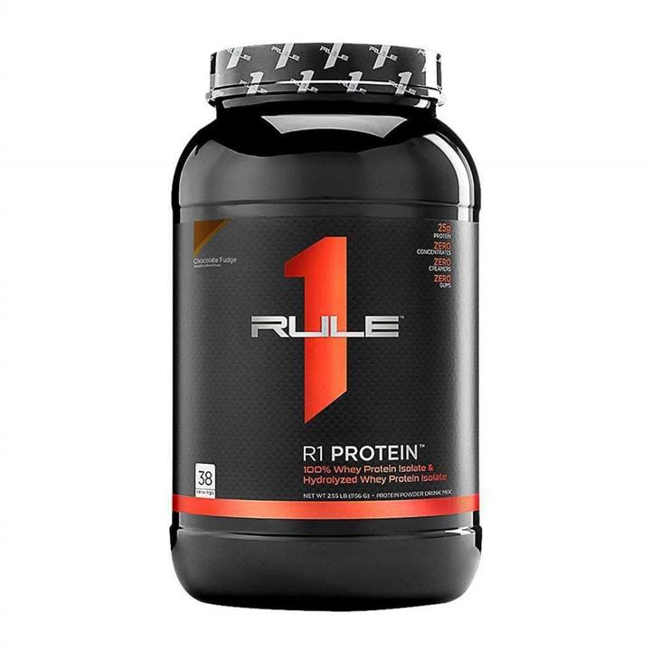 Rule 1 R1 Protein Chocolate Fudge 76 Serves At Elite Supps