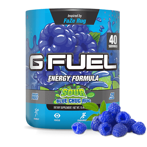 G-Fuel Energy Drink- KICKASS