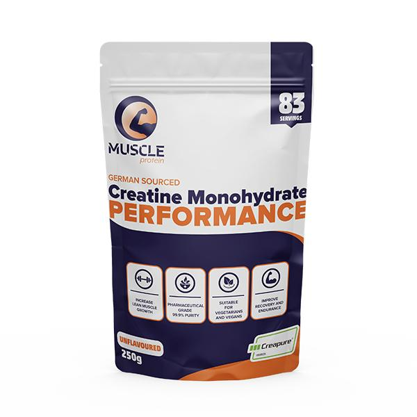 Creatine Monohydrate - By Muscle Protein