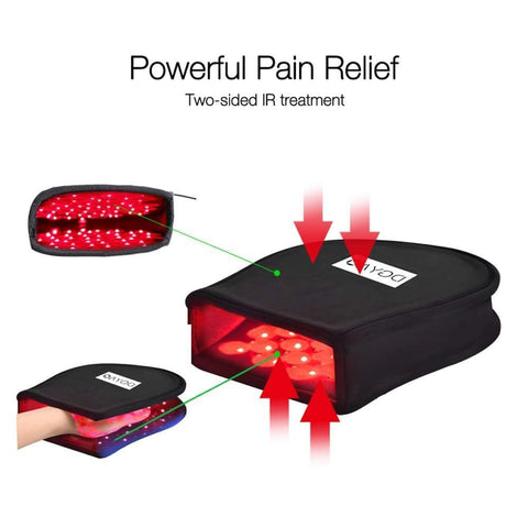 Red Light Therapy Devices Near Infrared LED 880 NM Hand Pain Relief
