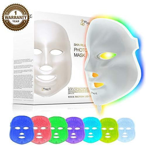 Image of Project E Beauty Skin Rejuvenation Photon Mask