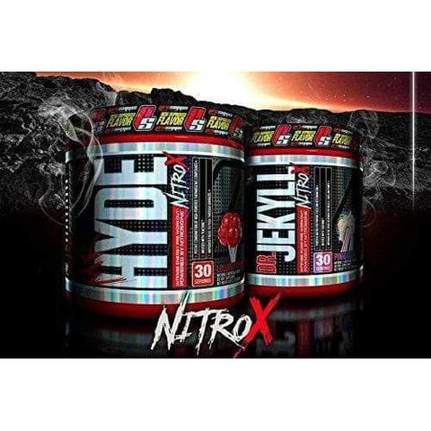Pro Supps (Ps) Mr Hyde Nitro-X 30 Serve Lollipop Punch, 0.39 Kilograms-Curavita