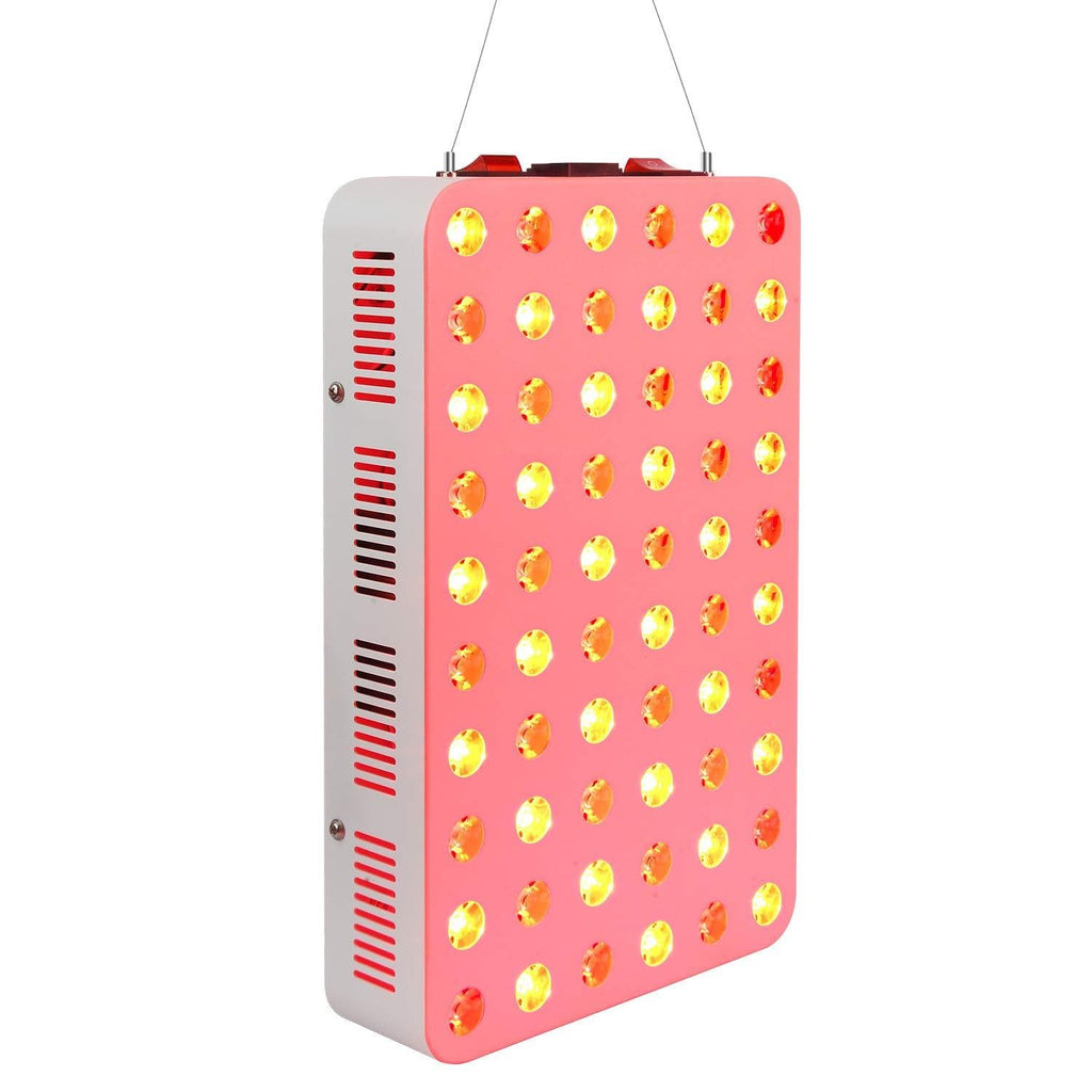 300W LED Red Light Therapy Lamp Red 660nm and Near Infrared 850nm