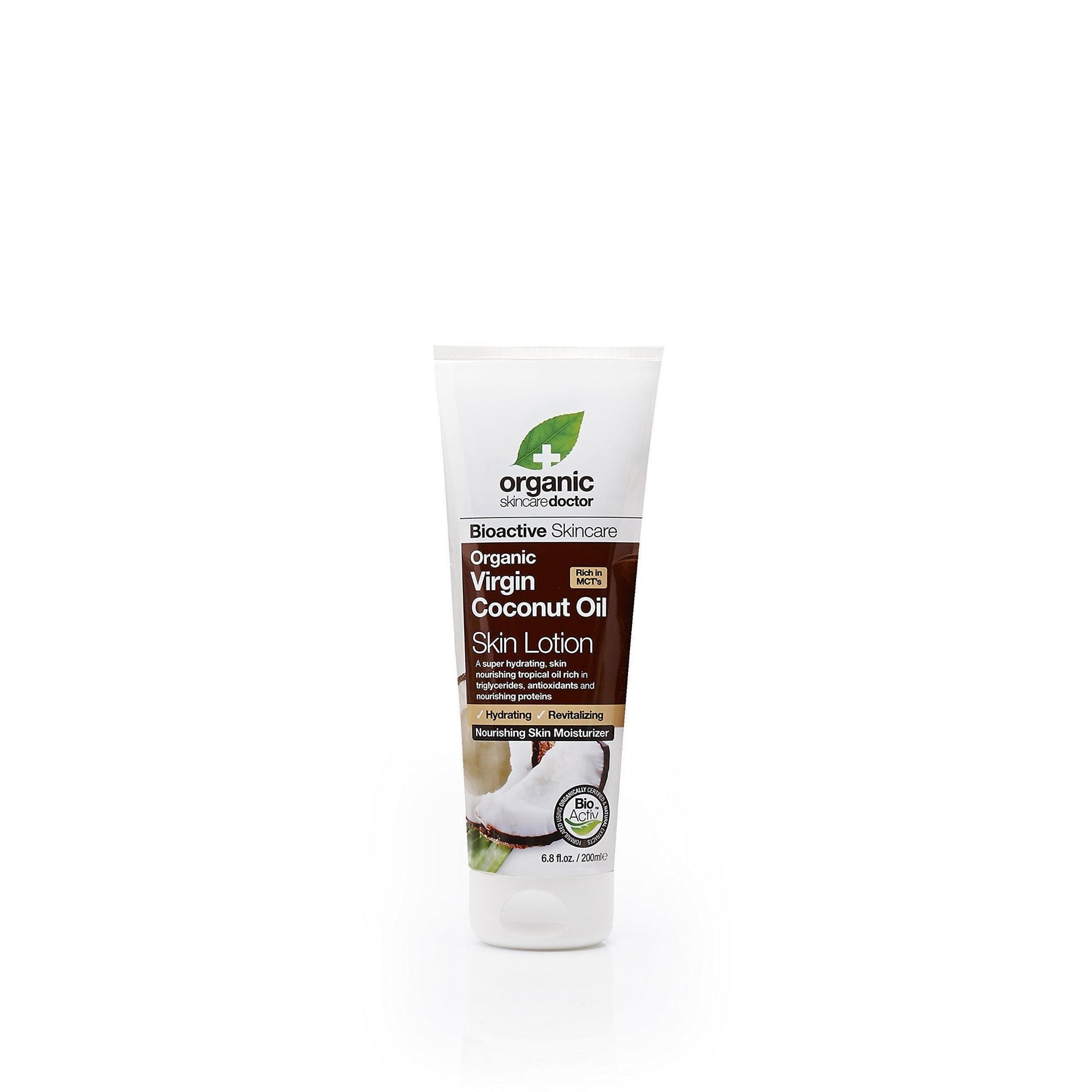 Dr Organic Skin Lotion Organic Virgin Coconut Oil
