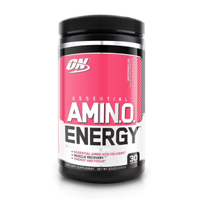 Amino Energy Watermelon Anytime Energy Optimum Nutrition - 30 Servings