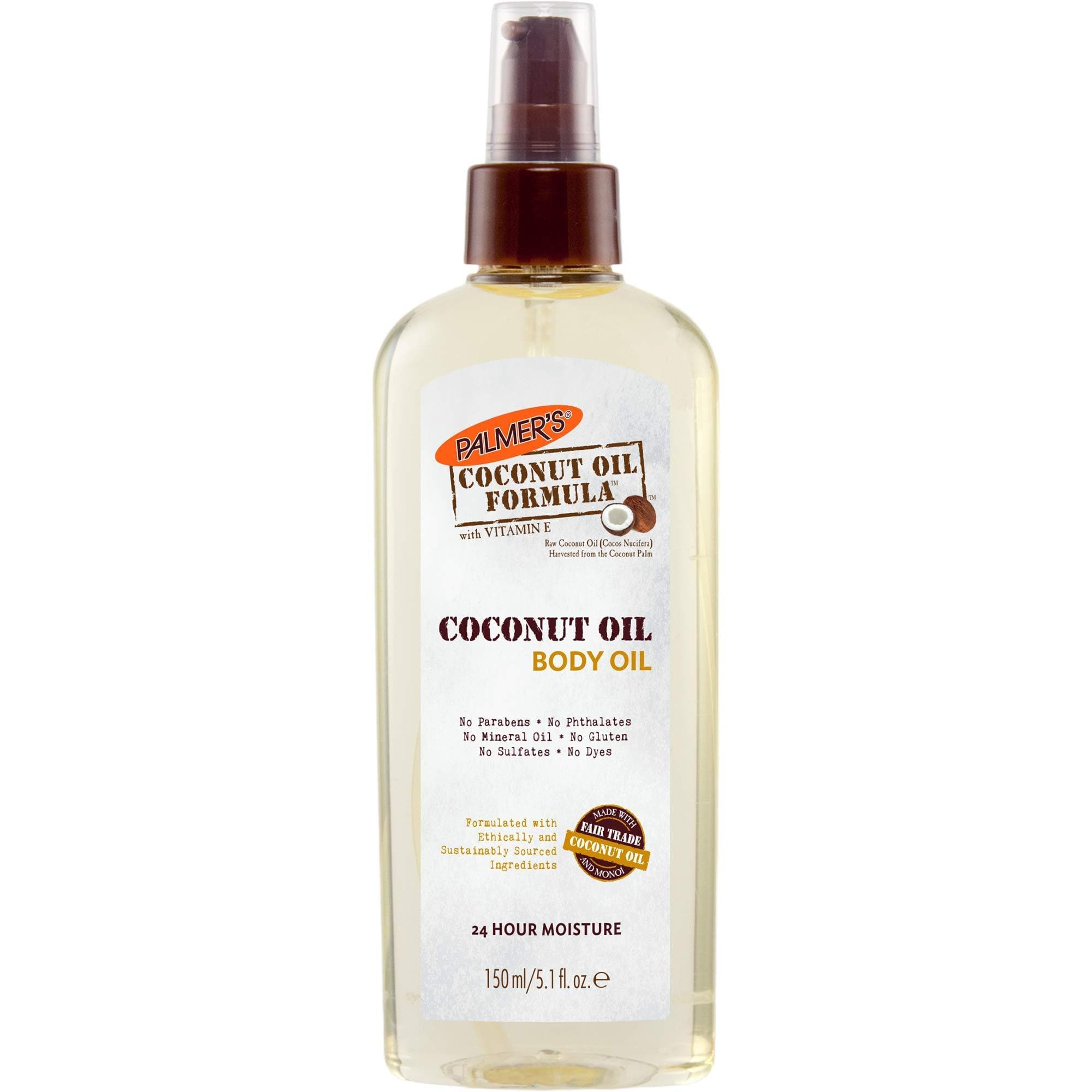 PALMER'S Coconut Oil Formula Body Oil, 150ml