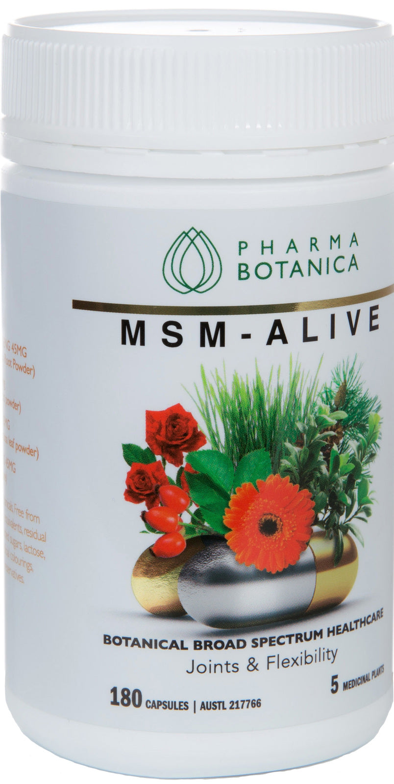 MSM Alive Joint Supplement