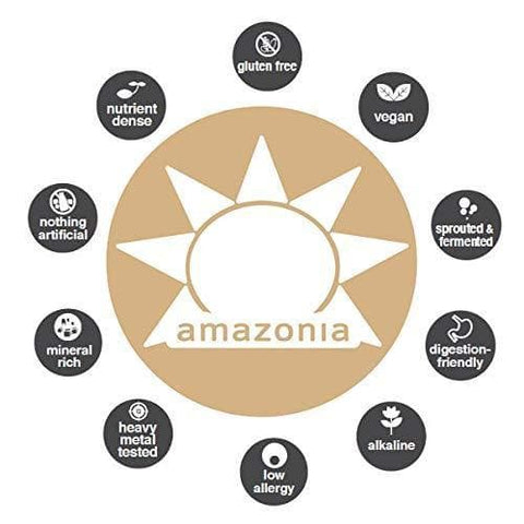 Image of Amazonia Raw Prebiotic Women's Multi 100 g
