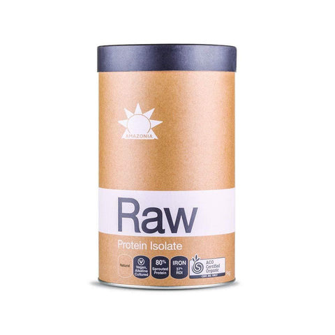 Amazonia Raw Protein Isolate - Natural, 1 kg