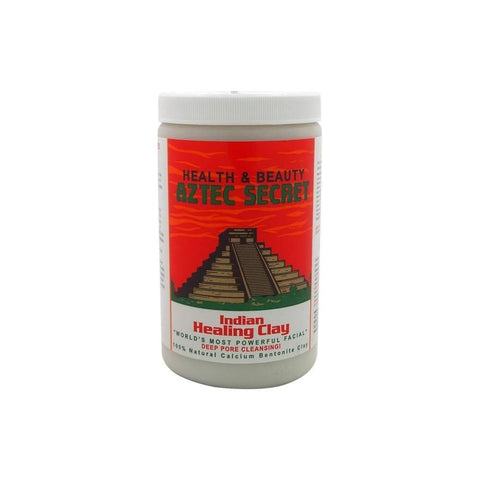 Aztec Secret - Indian Healing Clay -100% Natural Calcium Bentonite Clay - 908g-Curavita