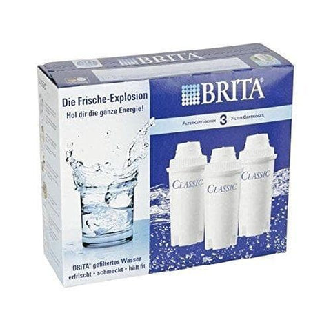 Brita Classic Water Filter Cartridges - 12 Pack-Curavita