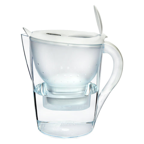 BRITA Marella XL Water Filter Jug 3.5L with 4 x MAXTRA+ Filters White-Curavita