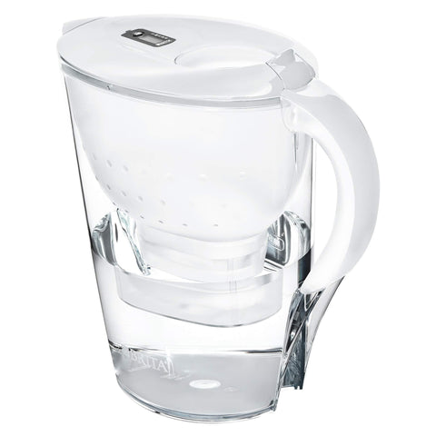 Image of BRITA Marella XL Water Filter Jug 3.5L with 4 x MAXTRA+ Filters White-Curavita