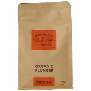Byron Bay Coffee Company Certified Organic Coffee