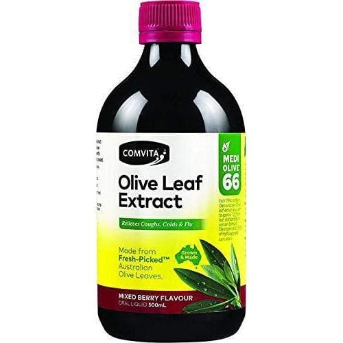 Comvita Olive Leaf Extract Mixed Berry 500ml