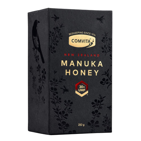 Image of Comvita Ultra Premium Grade UMF20+ Manuka Honey 250g, x