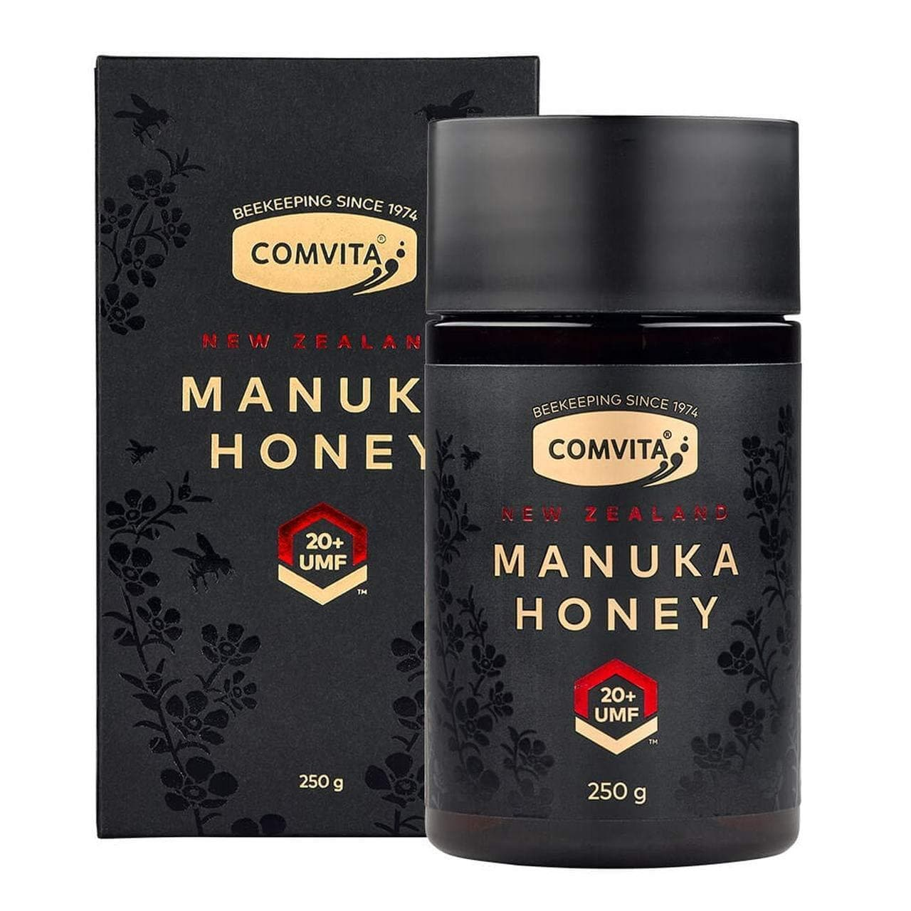 UMF20+ Manuka Honey - Comvita - 250 Gms