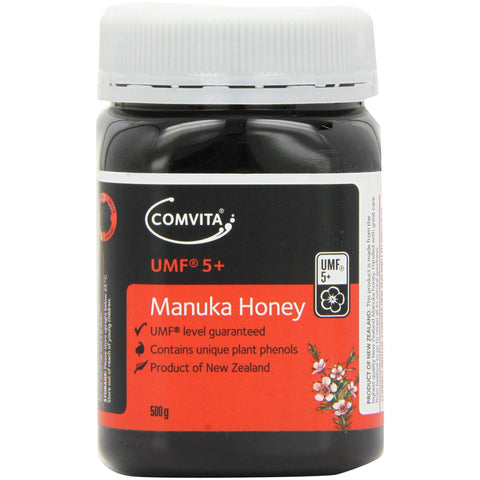 Comvita UMF 5+ Manuka Honey 500g