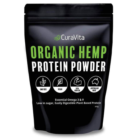 Image of best hemp protein powder australia