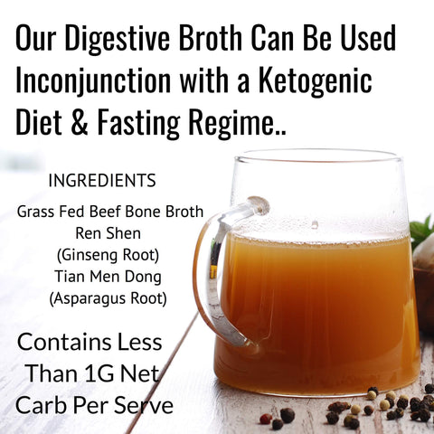 Image of Digestive Optimizing Beef Bone Broth Digestive Cleansing (100gms)-Curavita