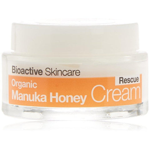 Image of DR ORGANIC Rescue Cream Organic Manuka Honey, 50 Milliliter-Curavita