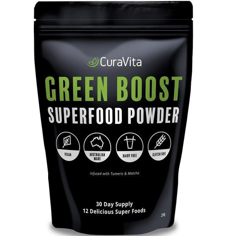 Image of best greens powder juice