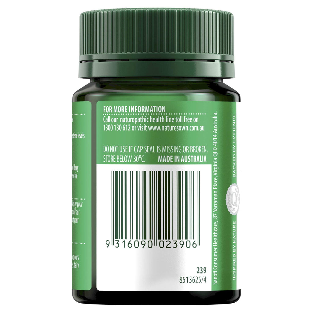 High Strength Vitamin B12 1000mcg - Supports Nervous System - Maintains Heart Health and Function-Curavita