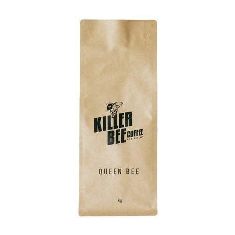 Image of Killer Bee Coffee 1kg Queen Bee. Award Winning Specialty Coffee Beans.-Curavita