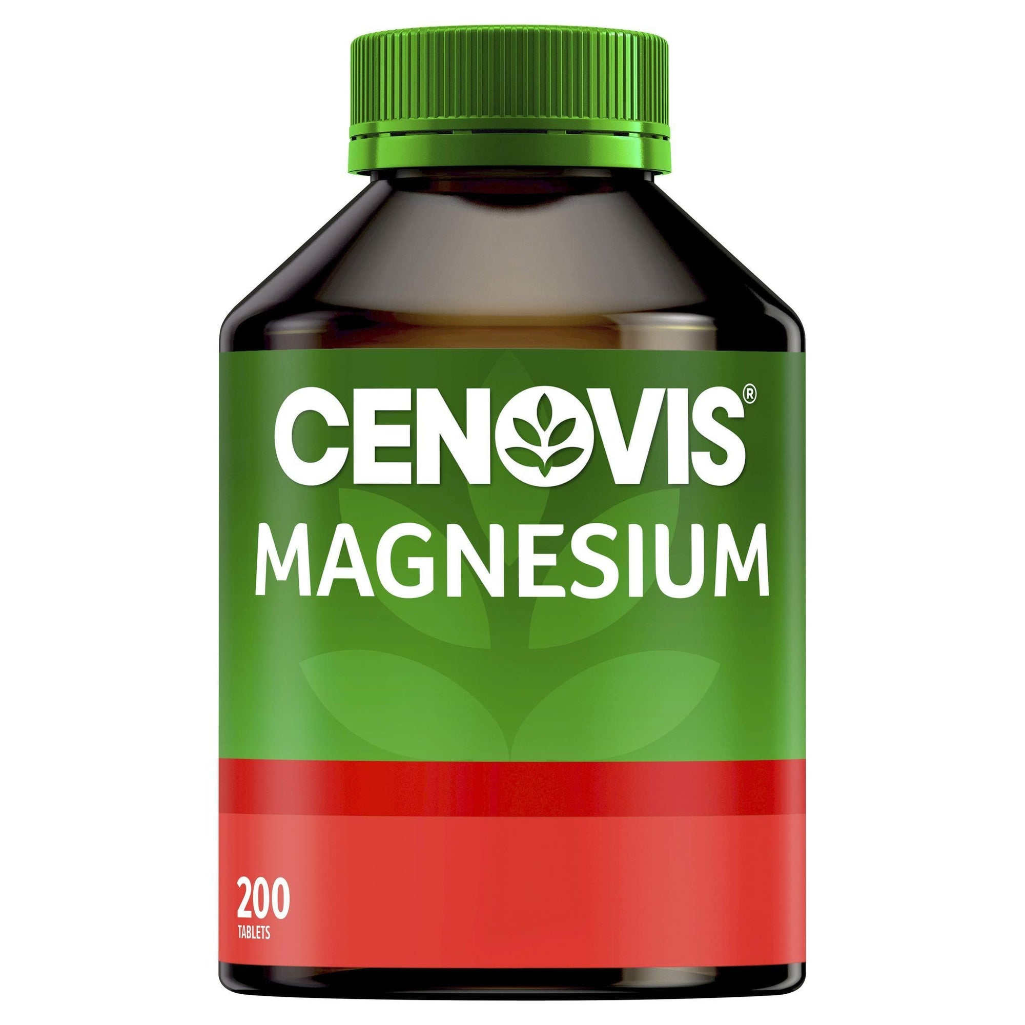 Magnesium Tablets For Bone Health - Cenovis