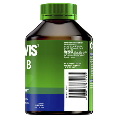 Mega B - High strength Vitamin B Tablets - Supports energy levels - Supports nervous system