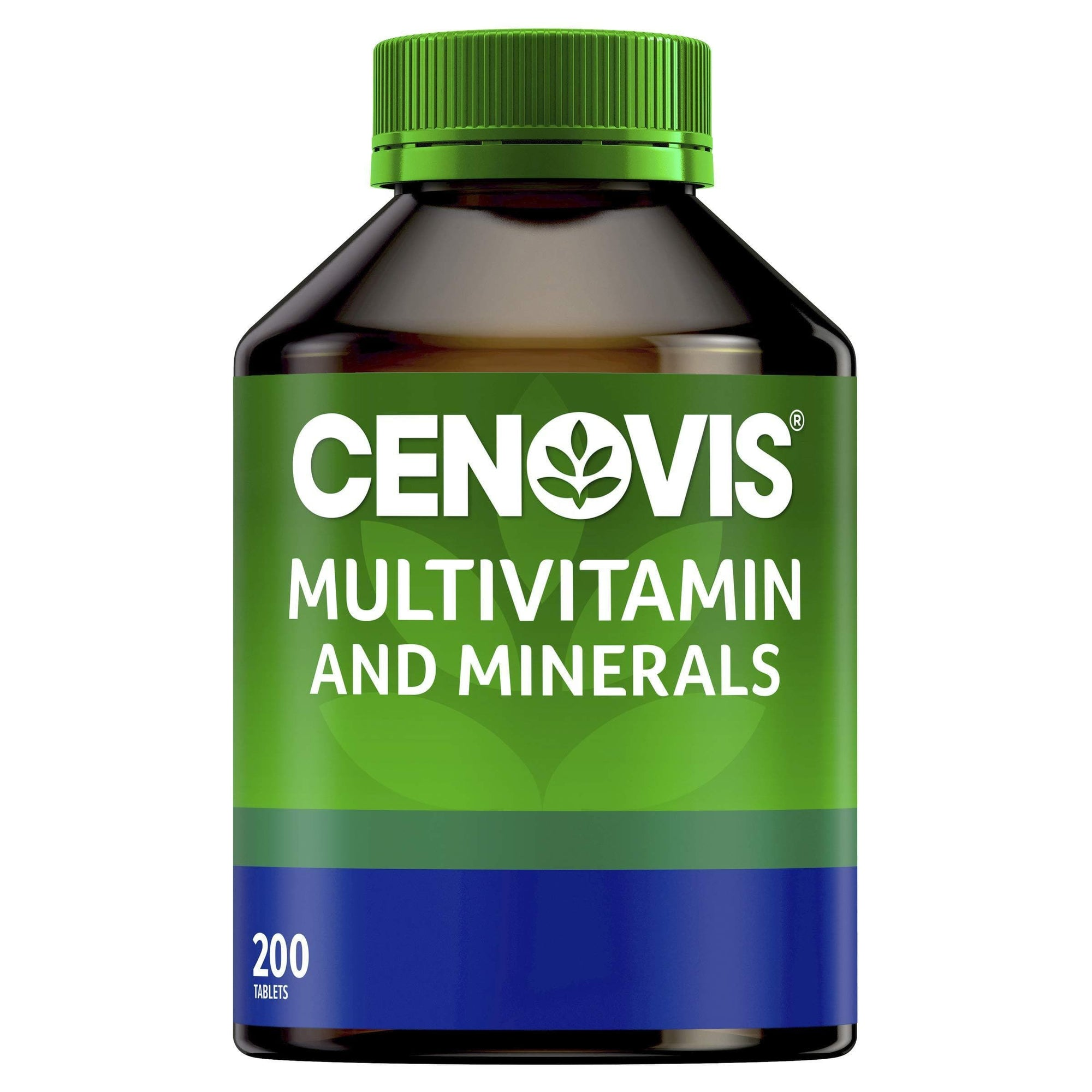 Multivitamins & Minerals By Cenovis