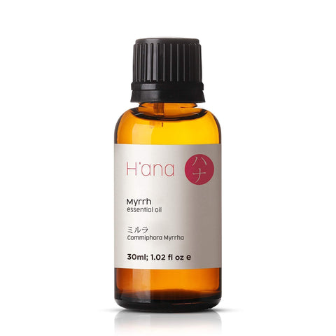 Aromatherapy Essential Oil By Myrrh - 100% Pure Therapeutic Grade
