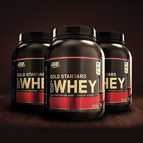 Image of Optimum Nutrition Gold Standard - 1005 Whey Protein Powder-Curavita