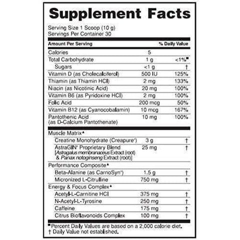 Image of Optimum Nutrition Gold Standard Pre Workout 330g Watermelon-Curavita