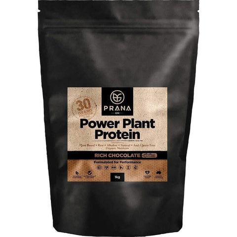 Image of Prana ON Power Plant Protein 1kg Rich Chocolate-Curavita