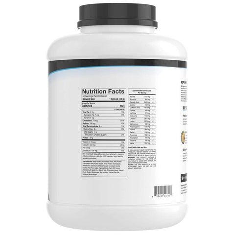 Image of RSP Whey Protein Powder (5LB) - 27G-Curavita