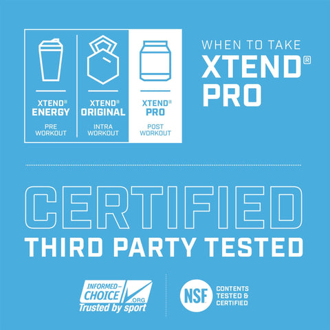 Scivation Xtend Pro, 100% Whey Protein Isolate Powder, Salted Caramel Shake, 823g-Curavita