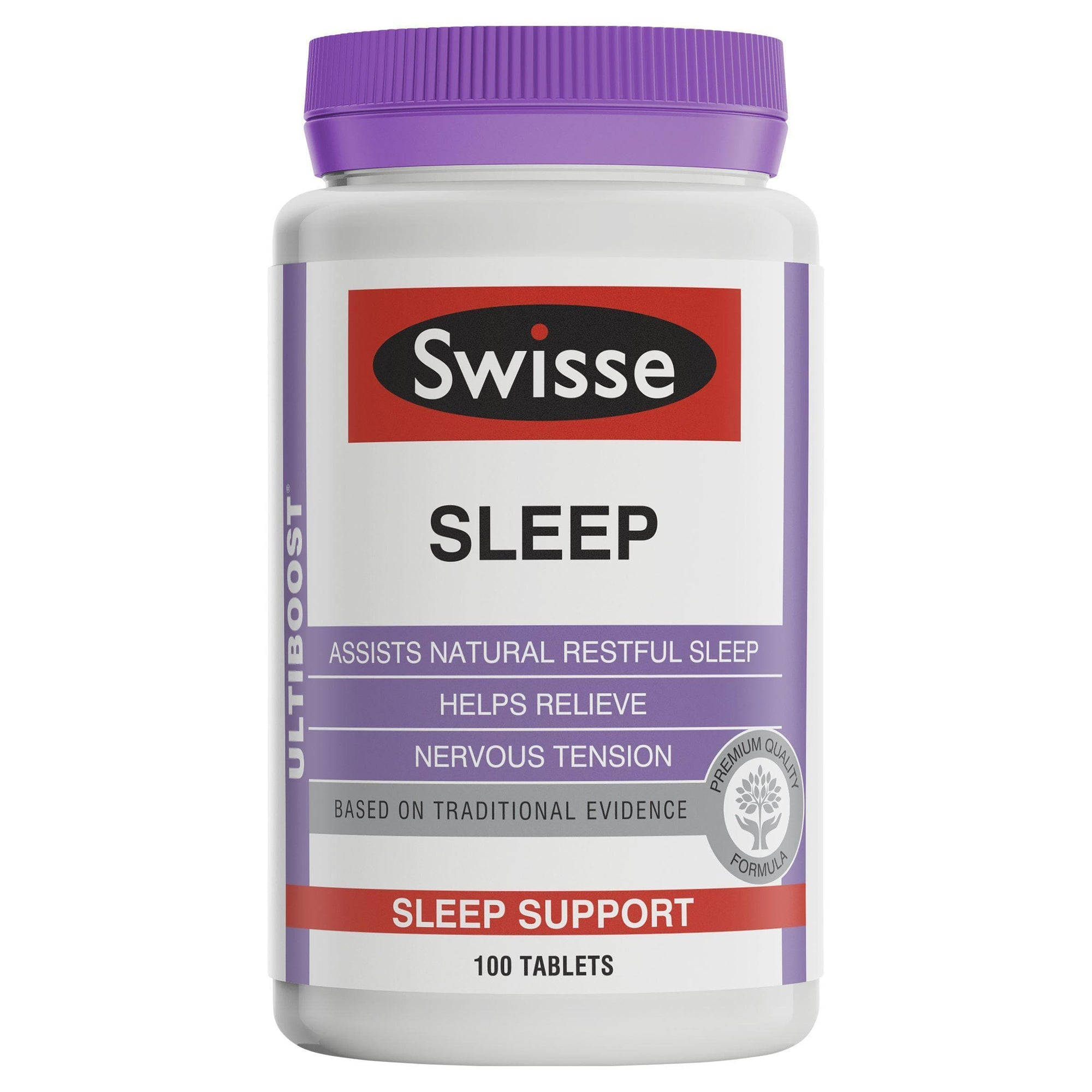 Ultiboost Sleep By Swisse - 100 Tabs