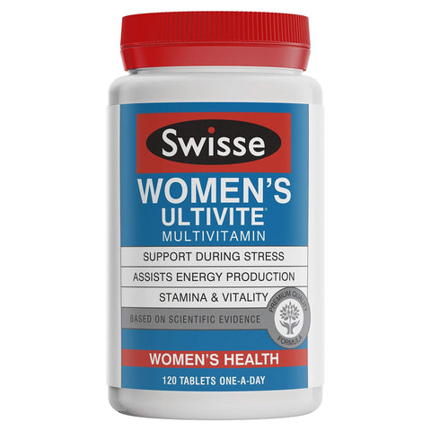 Image of Swisse Womens Ultivite 120 Tablets