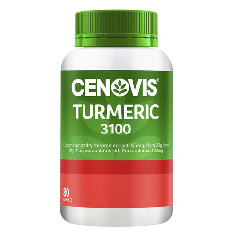 Turmeric 3100 - Traditionally used to: Relieve mild joint pain - Support liver health